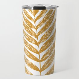 Golden Fern Travel Mug