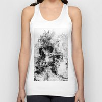 silent hill Tank Tops featuring Silent Hill by RIZA PEKER