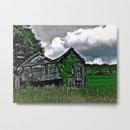 Yesterday's Gone Metal Print