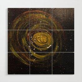 My Galaxy (Mural, No. 10) Wood Wall Art