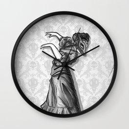 The House: Zylphia Wall Clock