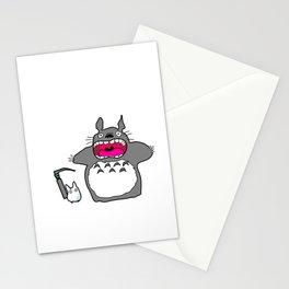 T O T O R O with laryngoscope Stationery Cards