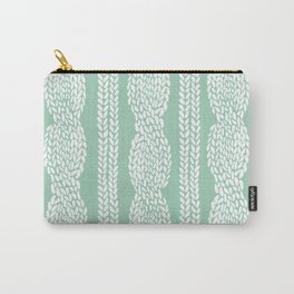Cable Mint Carry-All Pouch