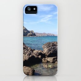 Oman Beach 2 iPhone Case