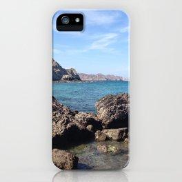 Oman Beach 2 iPhone Case