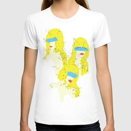 3 Woman T-shirt