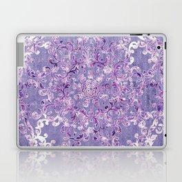A Taste of Lilac Wine Laptop & iPad Skin