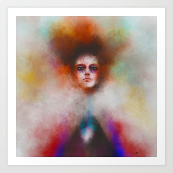 Otherworld Art Print