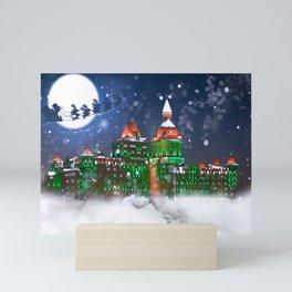 Merry Christmas! Mini Art Print