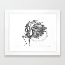 featherette Framed Art Print