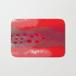 Red Session 3 Bath Mat