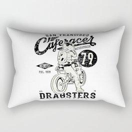 Dragster San Francisco Rectangular Pillow