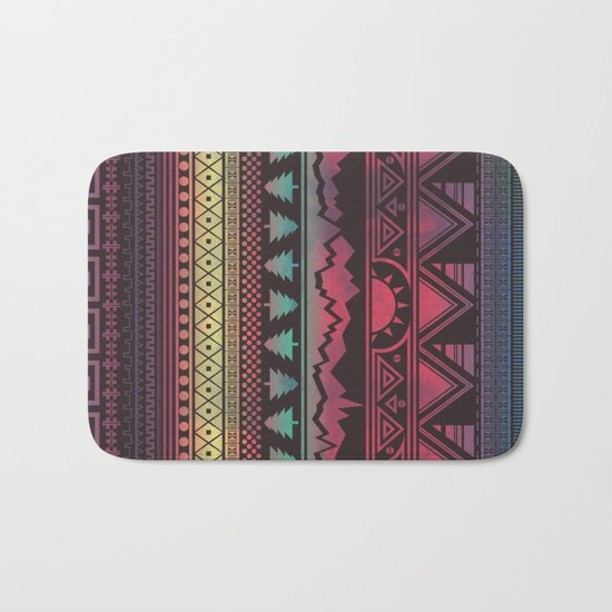 Autunno | Tribal Bath Mat