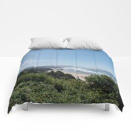 Californian Coastline Comforters