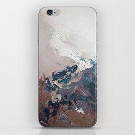 Painting Art Yoga Landscape II iPhone Skin