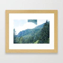 THE TREES I Framed Art Print