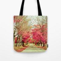 wanderlust Tote Bags featuring Wanderlust by Olivia Joy StClaire