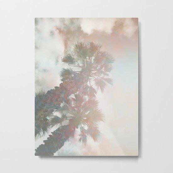 Tropical Day Dream Metal Print