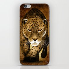 The Leopard iPhone & iPod Skin