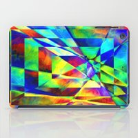 illusion iPad Cases featuring Illusion. by Assiyam