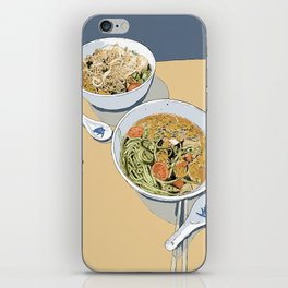 #inktober2016:hungry iPhone Skin