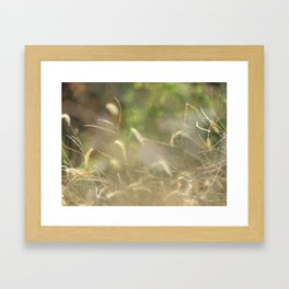 Nature Is My Greatest Inspiration Framed Art Print