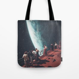 Missing the ones we Left Behind Tote Bag