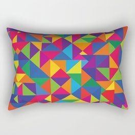 Cores Rectangular Pillow