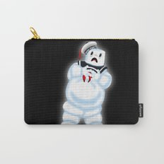 Scared Mr. Stay Puft Carry-All Pouch