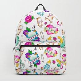Baby Flash Tattoo Backpack