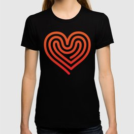 Hot Heart T-shirt