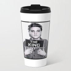 The King Metal Travel Mug