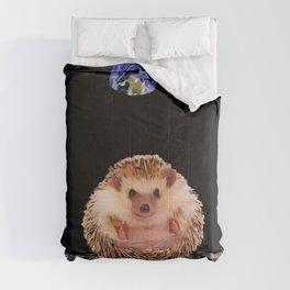 Moon Hedgepig Comforters