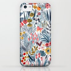 Flowers Slim Case iPhone 5c