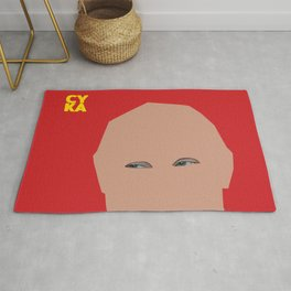 FOGS's People wallpaper collection NO:03 PUTIN Rug