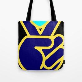 Love & Peace Tote Bag