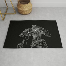 Yorm the reclusive Giant lord Rug