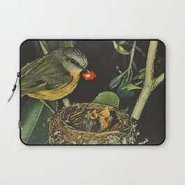 Birdie likes Laptop Sleeve