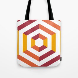 Concentric Tote Bag