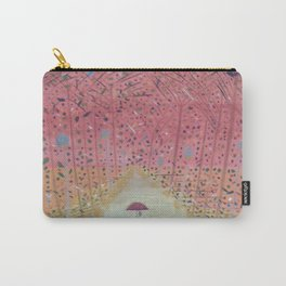 A Walk in the Autum Park Carry-All Pouch