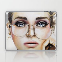 Face for NYC Laptop & iPad Skin