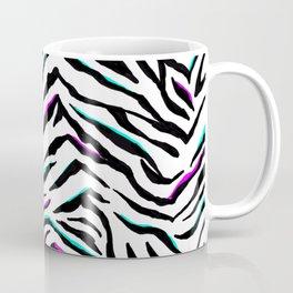 Zazzy Zebra Animal Print Coffee Mug
