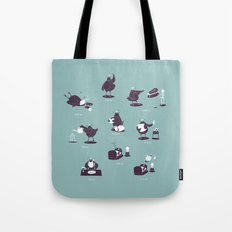 Life After Death Tote Bag