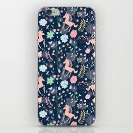 Unicorns in Hesperides iPhone Skin