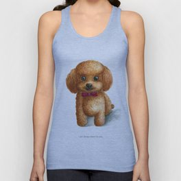 I am always there for you Unisex Tank Top