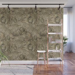 Ordovician Fossils Seamless Pattern Wall Mural