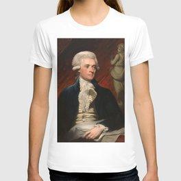 "Mather Brown ""Thomas Jefferson"" T-shirt"