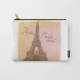 Mort Vintage Carry-All Pouch