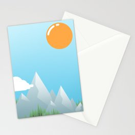 Eat the World Stationery Cards