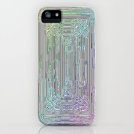 Free Rainbow Border iPhone Case